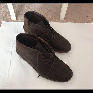 Timberland suede chakka boots